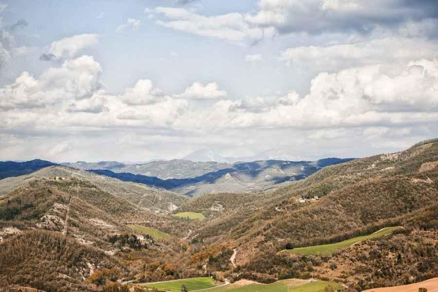 Montone Alta Valle del Tevere. La Locanda del Capitano Albergo Ristorante Perugia