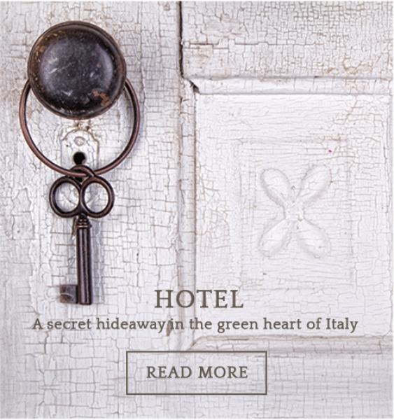 Montone Hotel in Umbria: book Boutique Hotel La Locanda Del Capitano a Montone Umbria