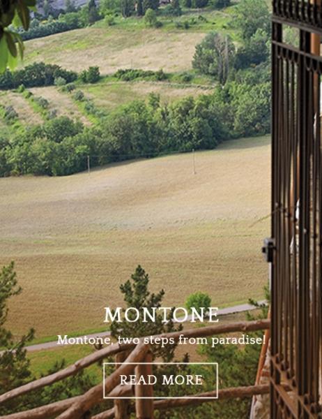 Umbria holidays: Montone La Locanda del Capitano Boutique Hotel