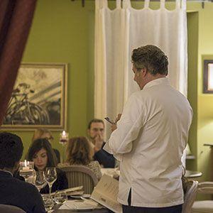 Chef Giancarlo Polito. La locanda del capitano ristorante a Montone Umbria