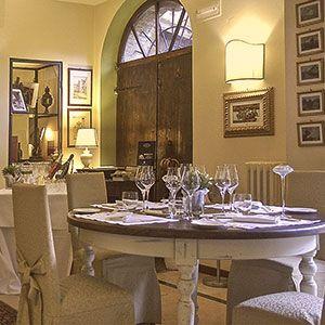 Gourmet hotel a Montone La Locanda del Capitano Chef Giancarlo Polito