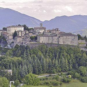 Montone è uno dei borghi medievali più belli d
