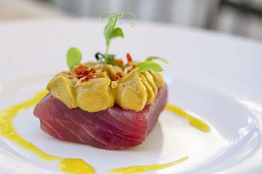 Ristoranti Umbria raffinata cena romantica chef Giancarlo Polito. Ristorante La Locanda del Capitano Montone