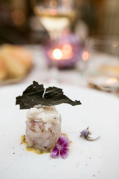 ristorante di pesce La Locanda del Capitano chef Giancarlo Polito Montone