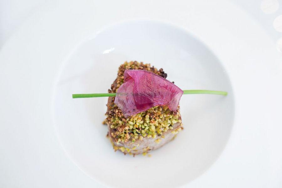 Prodotti tipici menu degustazione Ristorante La Locanda del Capitano Montone Perugia