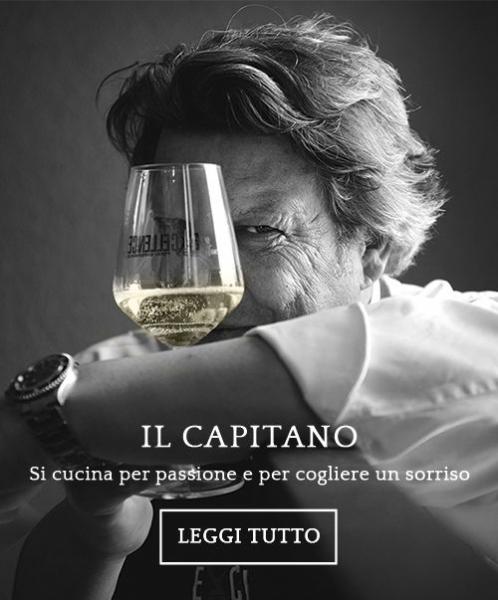 Chef Giancarlo Polito La Locanda del Capitano Ristorante a Montone, Perugia, Umbria